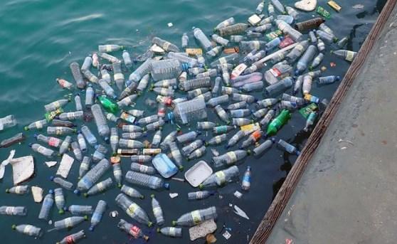sampah-botol-plastik